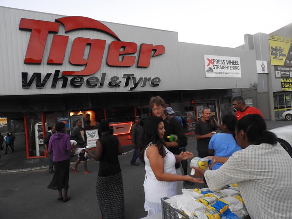 Feeding Pinetown's Forgotten