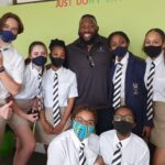 The Beast -new ambassador for Inspired Education Group