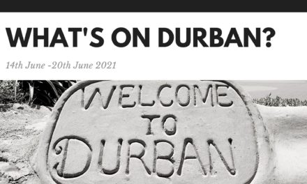 What's on Durban? 14-20 June