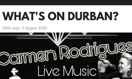 This week in Durban- 27 July- 1 August