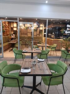 Green Lounge Musgrave