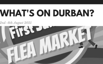 Local is lekker: What's on Durban 2 – 8 August